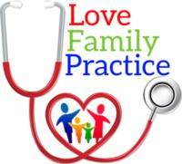 Love Family Practice logo